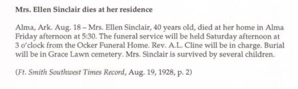 Hiram Sinclair   Sinclair Stories